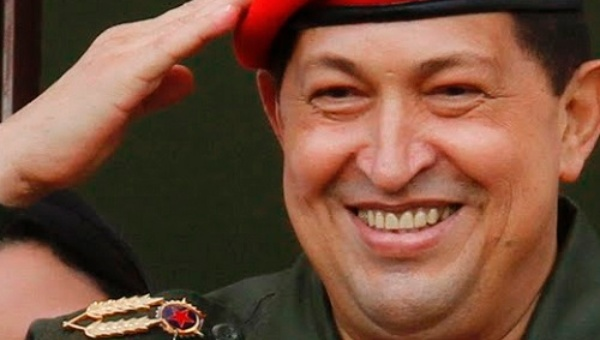Hugo Chavez came from a military background, as did many progressives in Latin American history. (Credit: teleSur English)