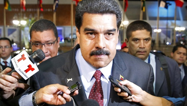 Venezuela's Nicolas Maduro met with Barack Obama face to face for the first time during the Panama Summit, which has been widely viewed as a triumph for leftist and progressive governments of the region (Photo: Reuters).