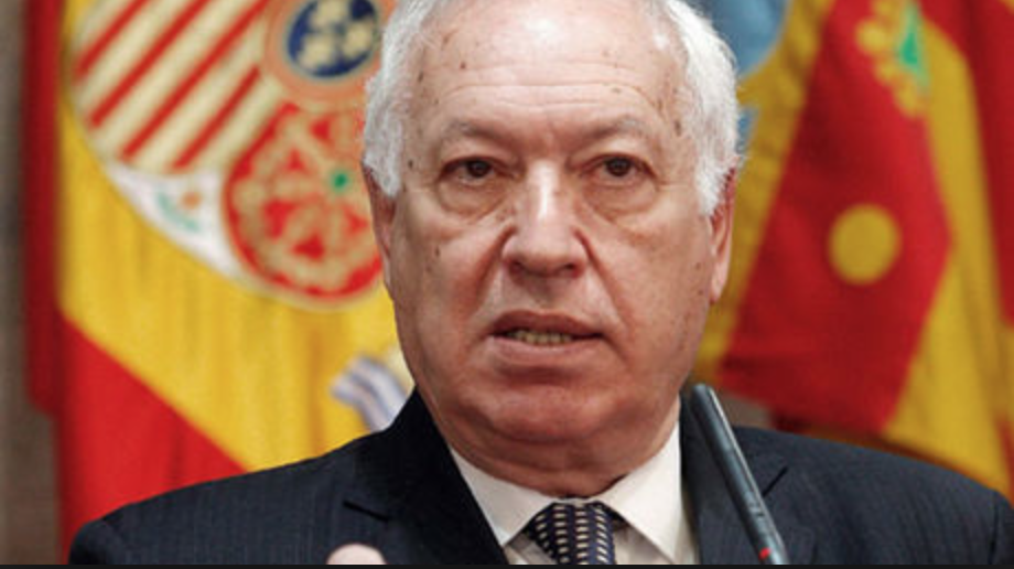 "Spanish Foreign Minister, José Manuel García Margallo, described Felipe Gonzalez June visit to Venezuela as a ""mistake"" (Panorama)"