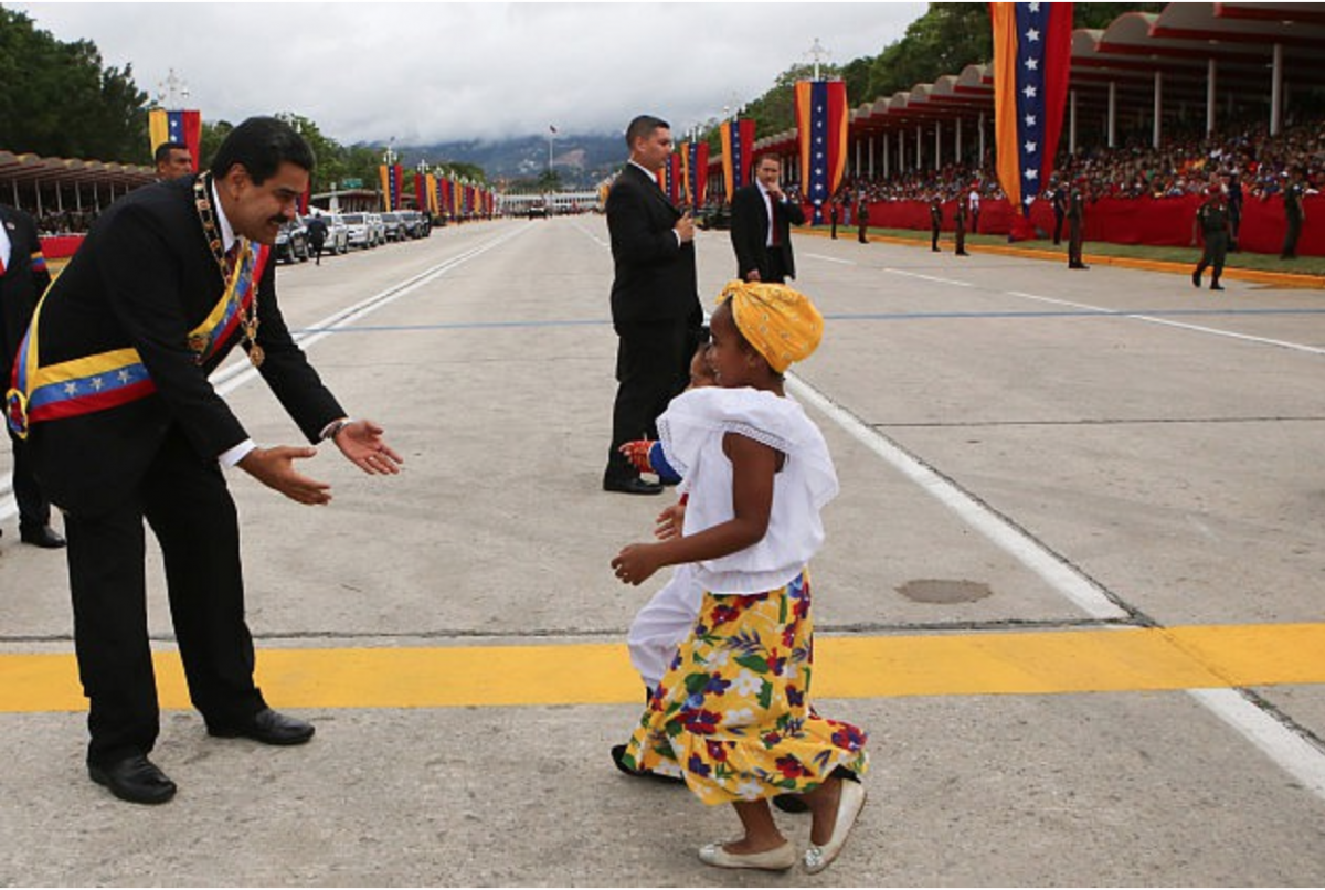The celebrations place particular emphasis on the country's revolutionary Afro-Venezuelan heritage (albaciudad)