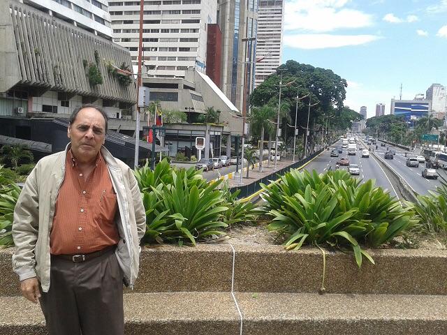 Ex-minister Hector Nevarro (Presna Marea Socialista)