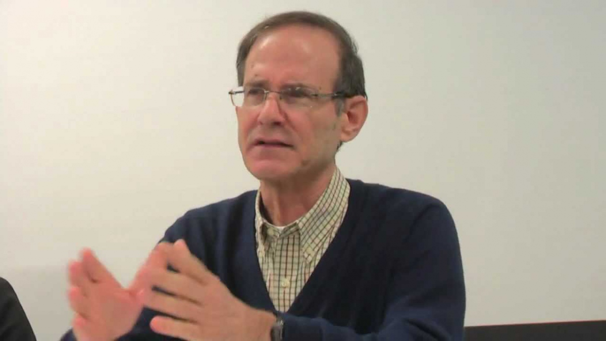 Steve Ellner is a well-known analyst of Venezuelan and Latin American politics and is a retired professor at the Universidad de Oriente (Archives)