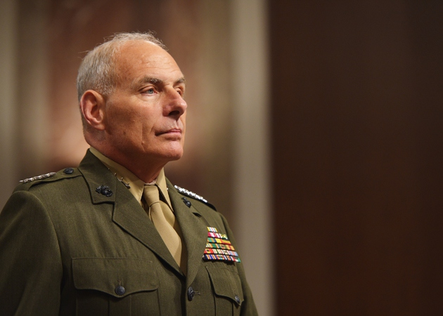 US Southern Command Chief John Kelly  (AFP /Mandel NGAN)