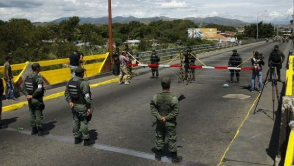 The border with Colombia in Venezuela's Tachira state has been closed since mid-August. (TeleSUR/Archive)
