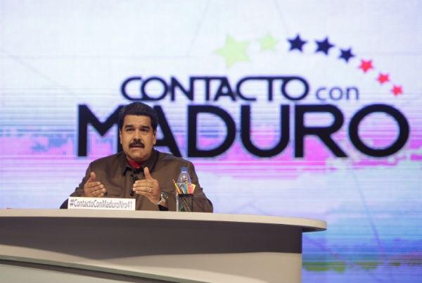 Venezuelan President Nicolas Maduro (Correodelorinoco)