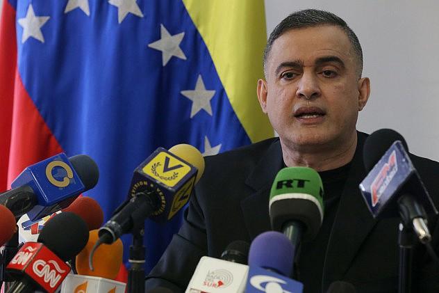 Venezuelan Ombudsman Tarek William Saab (AVN)