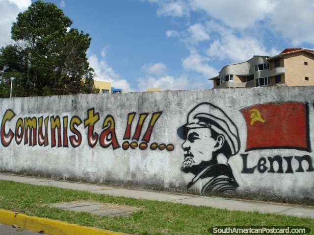 Graffiti in Mérida, Venezuela (Max Berman)