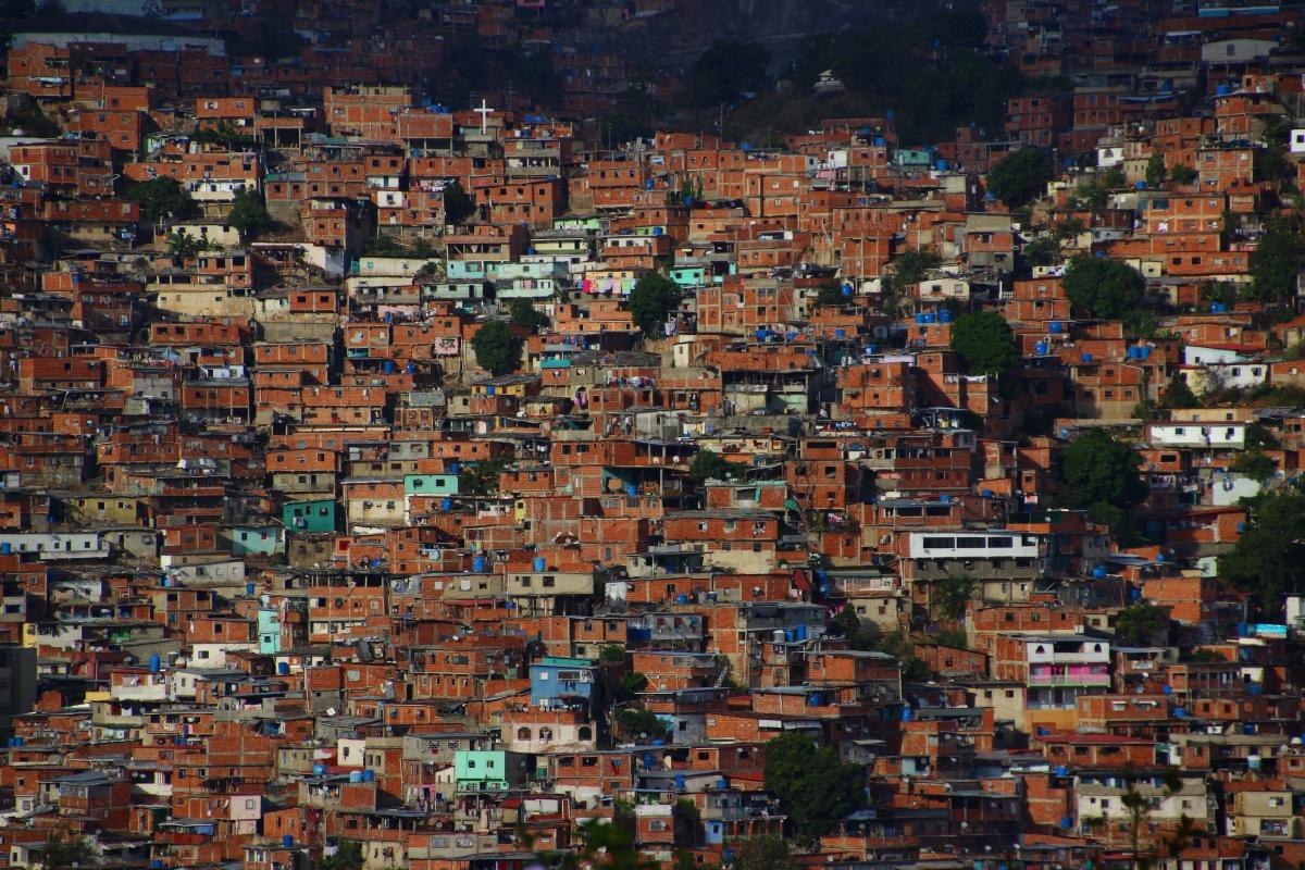 Petare, Caracas. (Ryan Mallett-Outtrim)