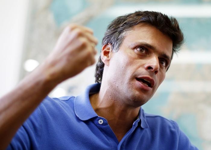 Leopoldo Lopez. (teleSUR)