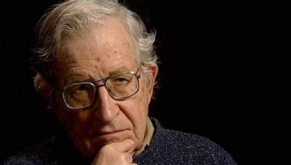 Noam Chomsky (Reuters)
