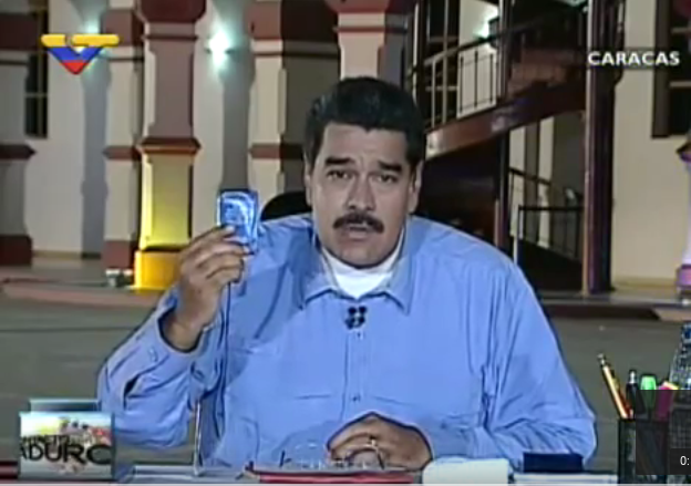 In Contact with Maduro (VTV)