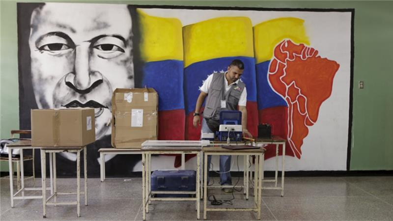 The National Assembly elections will take place on Sunday, December 6th. [Marco Bello/Reuters]