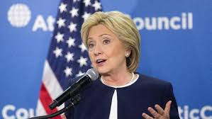 "Clinton tells those at the conference that the Venezuelan president is attempting to ""rig"" Sunday's elections (AP)."