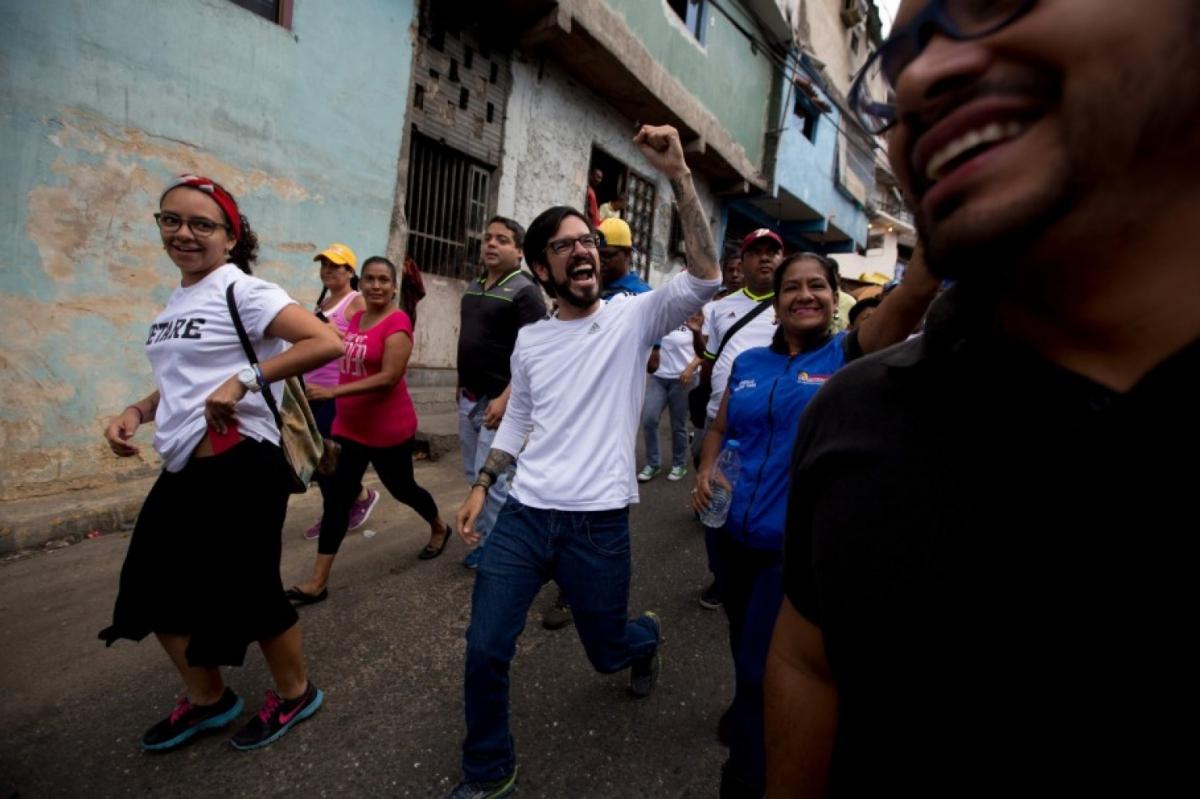 (Fernando Llano/AP)