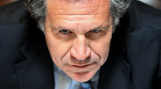 OAS General-Secretary Luis Almagro. (archive)