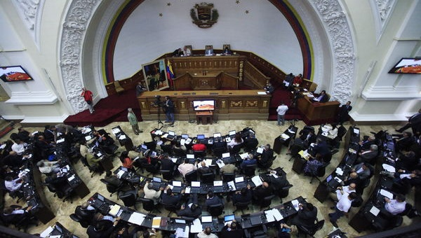 The opposition's decision to swear in three suspended legislators this Wednesday violates a decision made by the Supreme Court of Justice just last week (telesur).