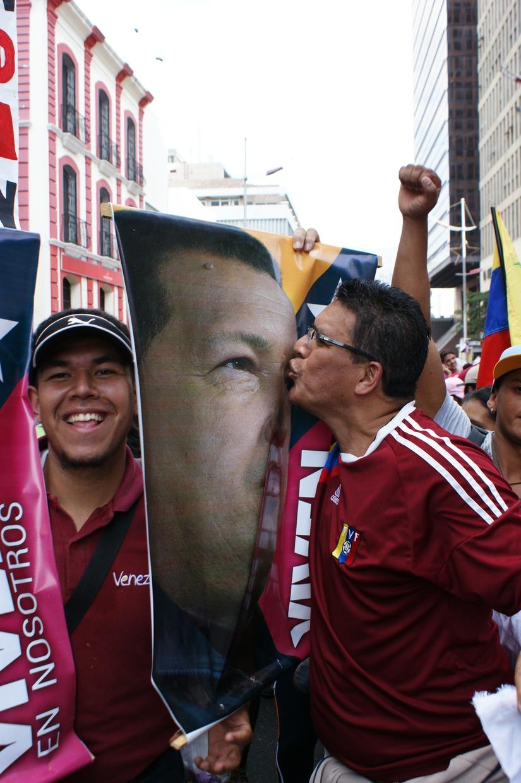 Chavez still moves people in Venezuela (Jonas Holldack - Venezuelanalysis.com)