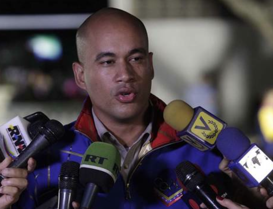 PSUV lawmaker, Hector Rodriguez, revealed the videos on Tuesday morning (AVN)