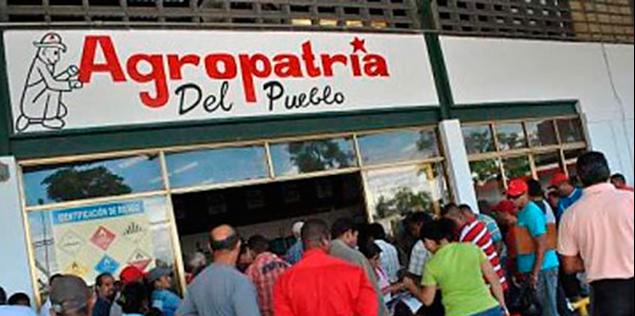State-owned Agropatria. (Aporrea)