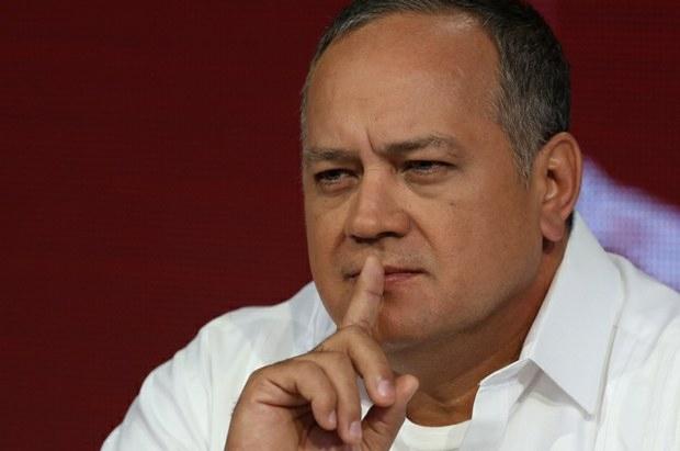 PSUV legislator Diosdado Cabello. (AN)