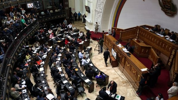 Venezuela's opposition controlled National Assembly (AVN)
