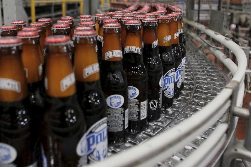 Polar supplies 80% of the beer consumed in Venezuela (Reuters).