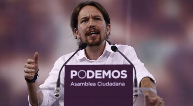 Podemos General Secretary Pablo Iglesias (Luis Sevillano)