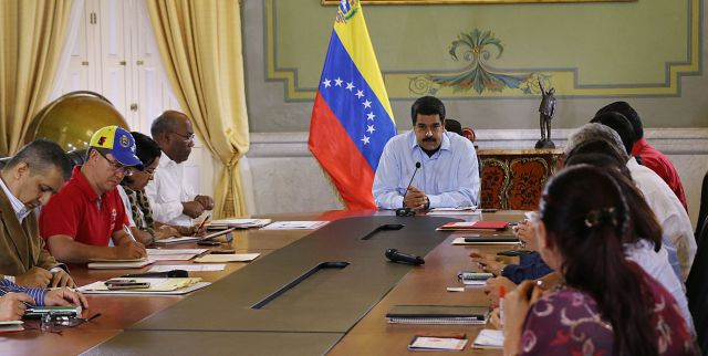 Venezuelan opposition leaders have vowed to seek to remove Maduro from office by the end of the year, possibly through a recall referendum. (AVN)