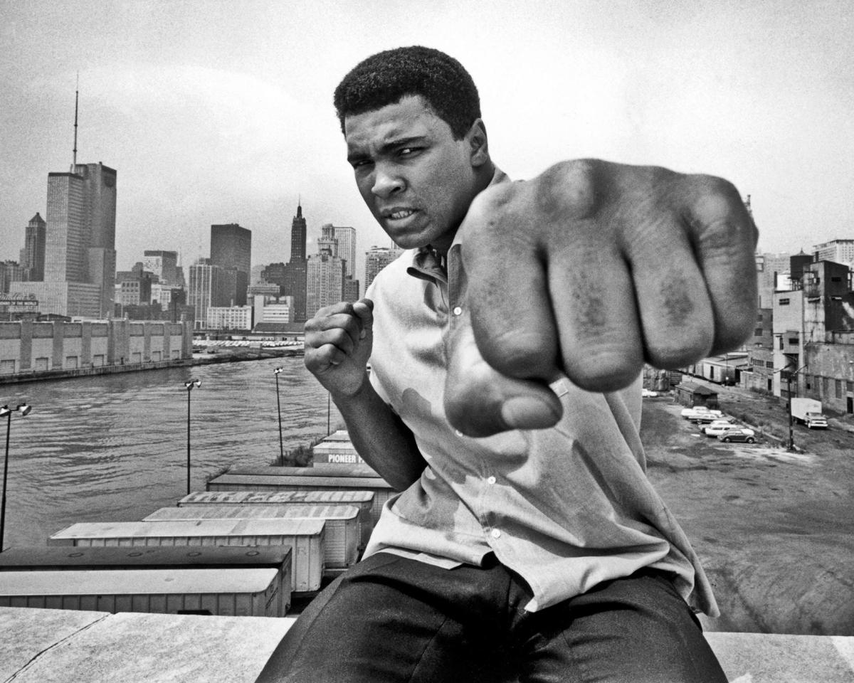 Muhammad Ali. (Archive)