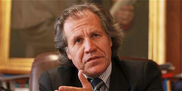 OAS Secretary General Luis Almagro (Reuters).