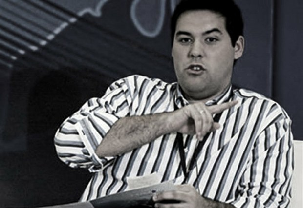 Opposition activist Yon Goicoechea was arrested on Monday (VTV).