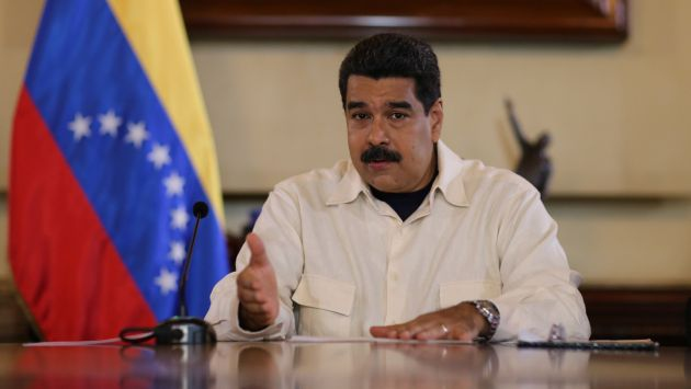 Nicolás Maduro made the wage increase announcement to the Venezuelan people on live television and radio Friday.  (Reuters)