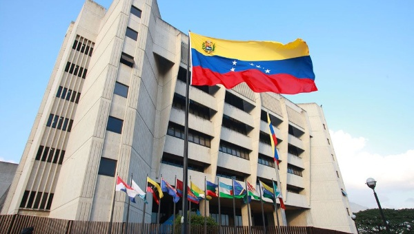 Venezuela's Supreme Court blocked the swearing-in of three legislators from Amazonas state. (TSJ)