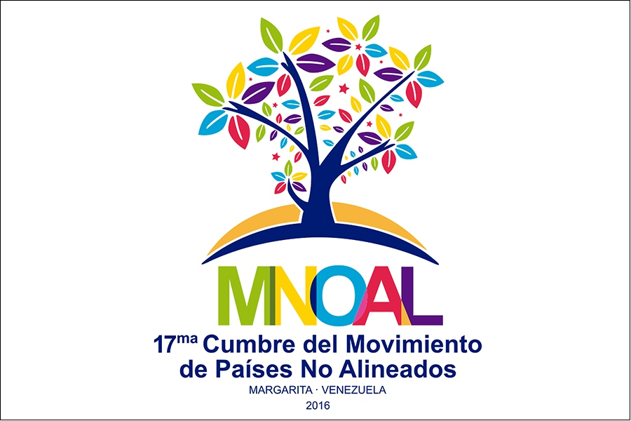 Venezuela is currently hosting the 17th Non-Aligned Movement Summit in Nueva Sparta state, Margarita Island (Official).