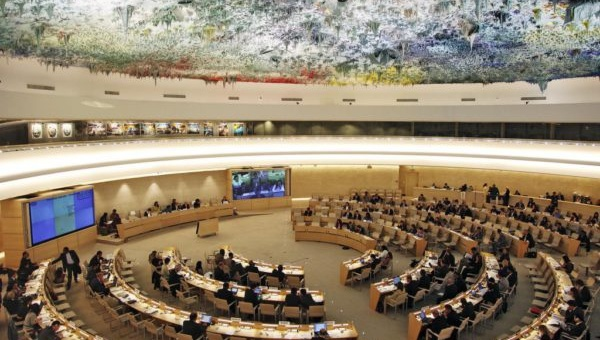 Venezuela has clashed with Paraguay over human rights at the UNHRC forum in Geneva. (EFE)