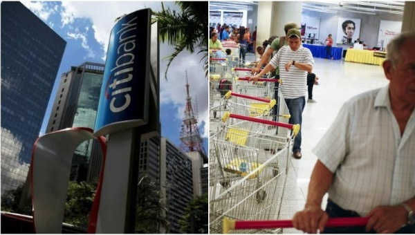 In the latest measure to cut off Venezuelan from international finance, Citibank announced it would no longer issue Venezuelan bonds. (Reuters)