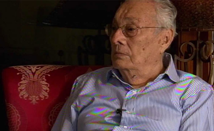 Former Chávez ally Luis Miquilena died at the age of 97 on Thursday. (Archive)
