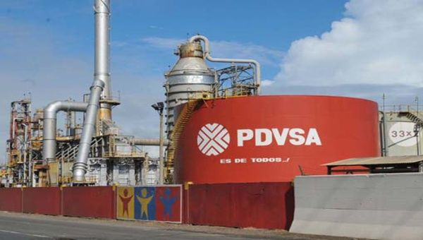 PDVSA will reduce production by 95,000 barrels per day. (PDVSA)