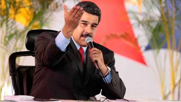 Maduro announces new cabinet appointments. (PresidencialVen)