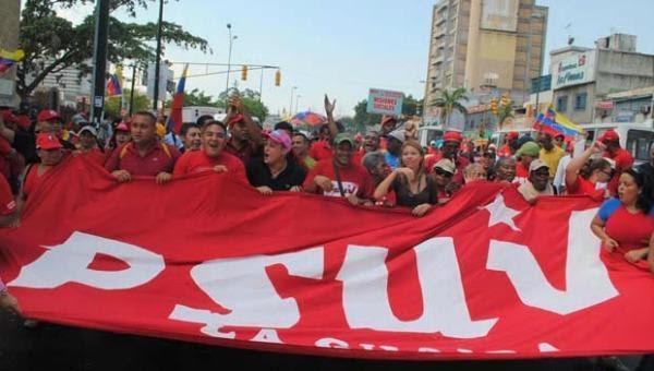(Prensa PSUV)