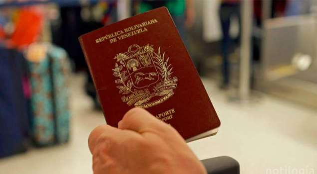 Venezuelan officials in Iraq have been accused of fraudulently selling passports. (Archive)