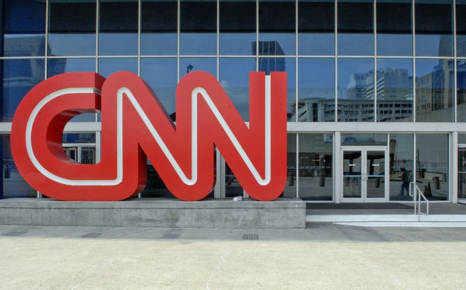 CONATEL says CNN's removal from Venezuela's airwaves is a temporary measure. (Chris Rank/Bloomberg)