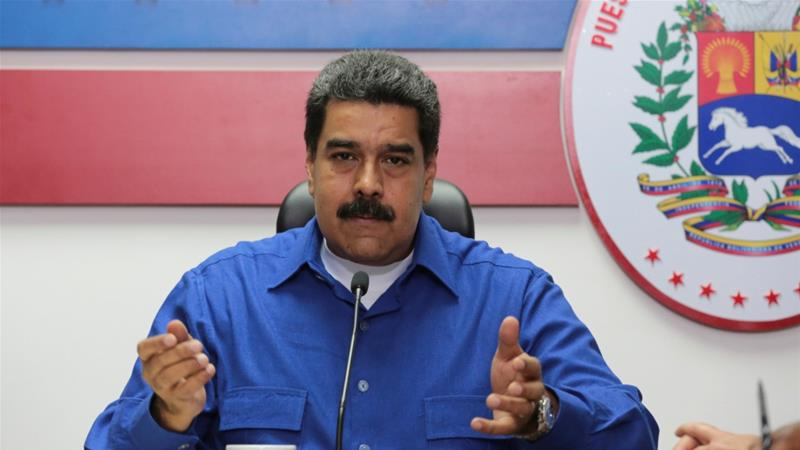 Venezuelan President Nicolas Maduro has asked the UN for help to resolve the country's difficulties in the health sector. (Reuters)