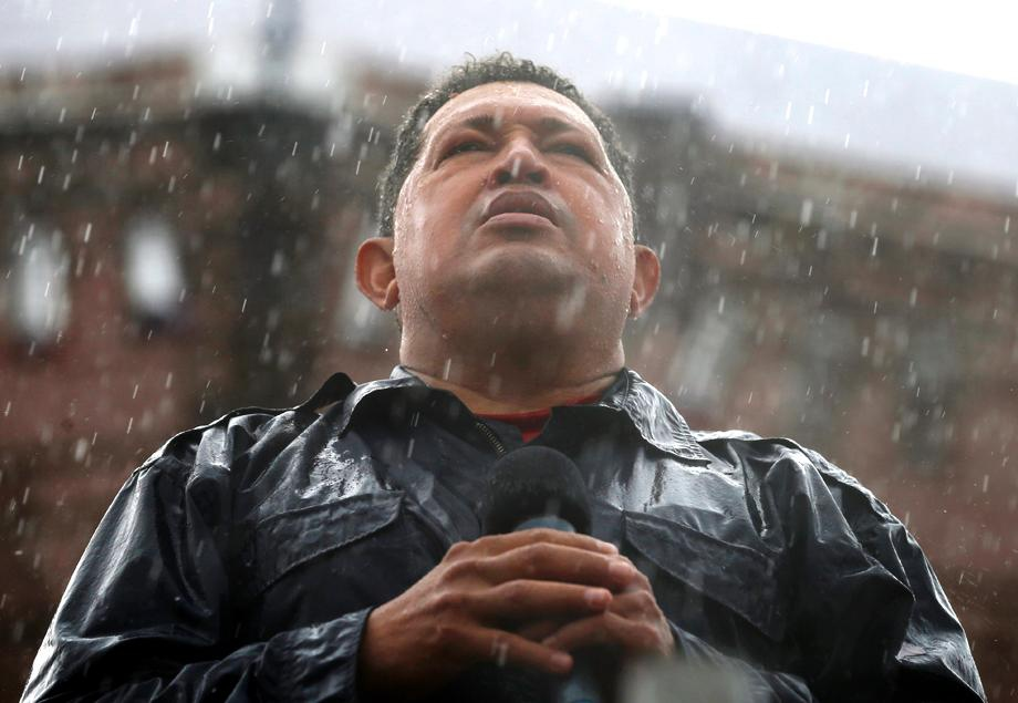 Chavez Infinito will follow the stories of eight people impacted by Hugo Chavez. (Jorge Silva/Reuters)