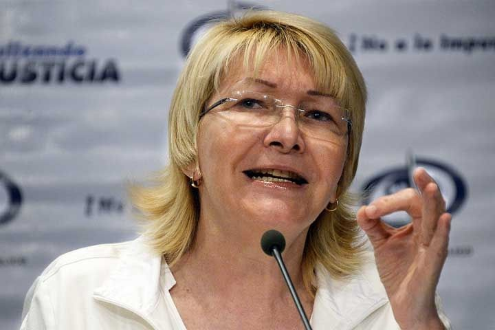 Venezuelan Attorney General Luisa Ortega Diaz says the Supreme Court violated the constitution by assuming the powers of the National Assembly. (AFP)