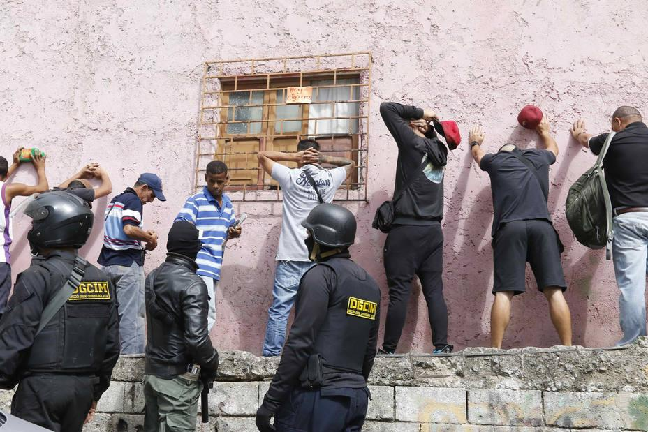 An OLHP operation in Caracas. (EntornoInteligente)