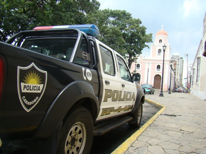 The two Carabobo state police officers were indicted on Monday. (Archive)