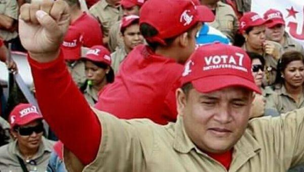 avista union leader Esmin Ramirez. (Twitter / @EsminRamirez)