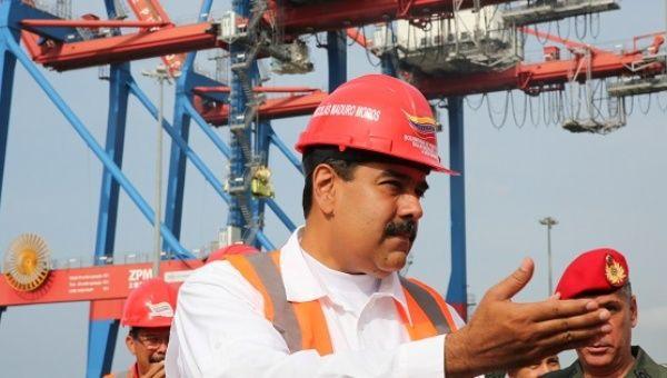 Venezuelan President Nicolas Maduro. (Reuters)