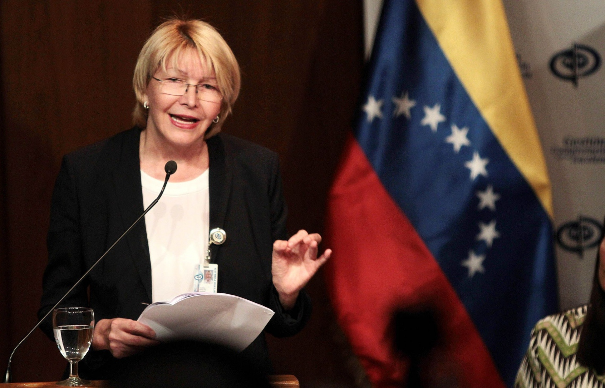 Attorney General Luisa Ortega's leadership of the state prosecution has come under criticism since her press conference on Wednesday morning. (Archives)